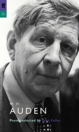 9780571226719: W. H. Auden