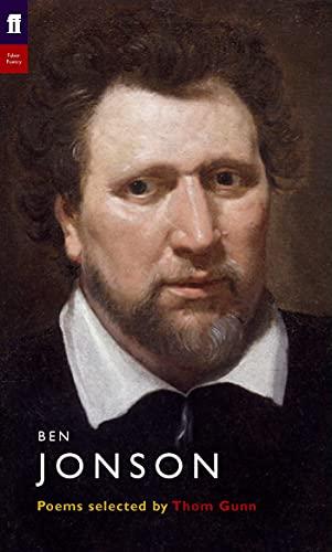 9780571226795: Ben Jonson (Poet to Poet)