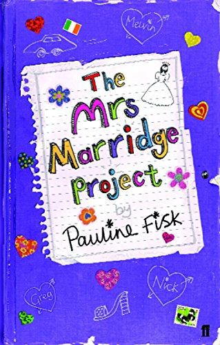 9780571226870: The Mrs Marridge Project