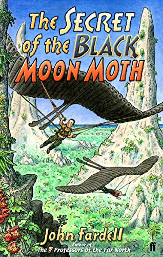 9780571226924: The Secret of the Black Moon Moth