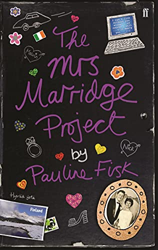 9780571226931: The Mrs Marridge Project