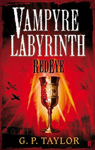 Redeye (Vampyre Labyrinth): G. P. Taylor