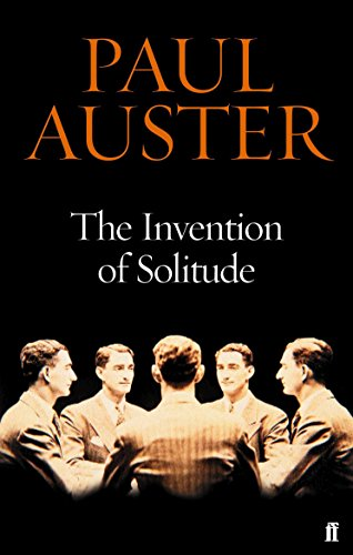 9780571227273: The Invention of Solitude