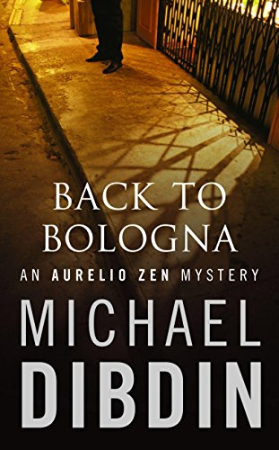 9780571227761: Back to Bologna: An Aurelio Zen Mystery