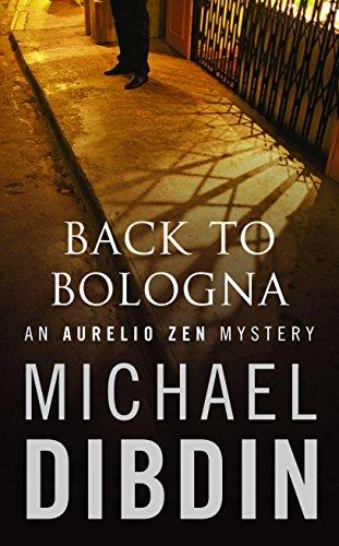 9780571227761: Back to Bologna : An Aurelio Zen Mystery