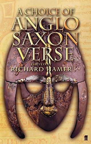 9780571228362: A Choice of Anglo-Saxon Verse