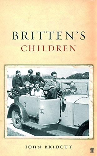 9780571228393: Britten'S Children
