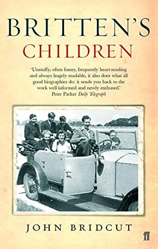 9780571228409: Britten's Children
