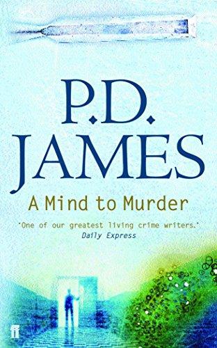 9780571228577: A Mind to Murder (Inspector Adam Dalgliesh Mystery)