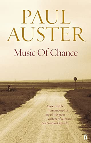 THE MUSIC OF CHANCE: Auster, Paul