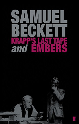 9780571229130: Krapp's Last Tape