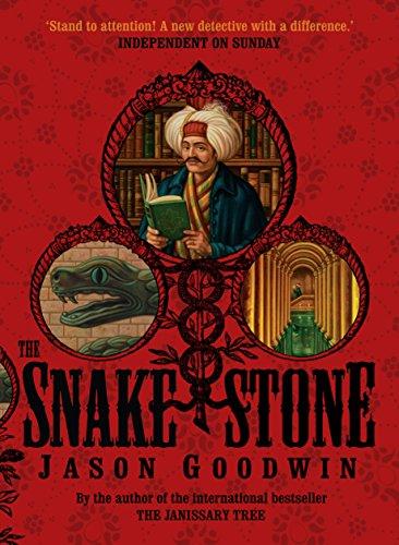 Snake Stone (Signed First U.K. Edition): Jason Goodwin