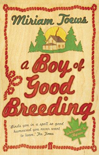 9780571229499: A Boy of Good Breeding