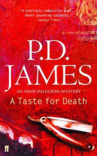 9780571229604: A Taste For Death (Inspector Adam Dalgliesh Mystery)