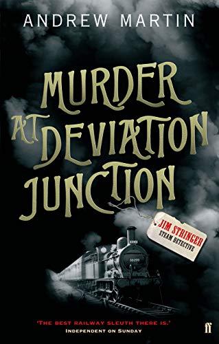 9780571229659: Murder at Deviation Junction (Jim Stringer Steam Detective)