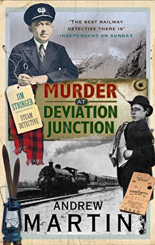 9780571229666: Murder at Deviation Junction (Jim Stringer)