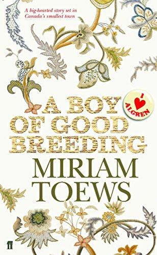 9780571229819: A Boy of Good Breeding