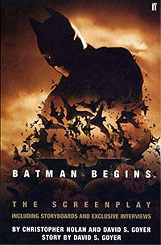Batman Begins: Nolan, Christopher
