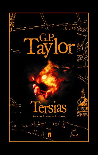 9780571230341: Tersias