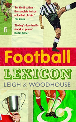 9780571230525: Football Lexicon