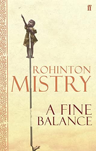 9780571230587: A Fine Balance
