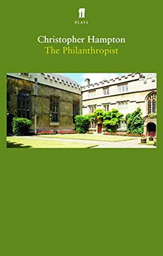 Philanthropist (0571230733) by Christopher Hampton