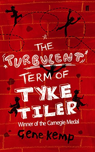 Turbulent Term of Tyke Tiler (0571230946) by Kemp, Gene