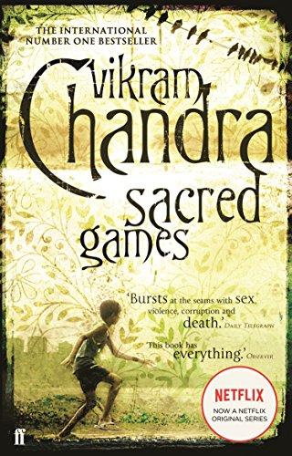 9780571231218: Sacred Games