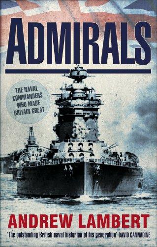 9780571231577: Admirals