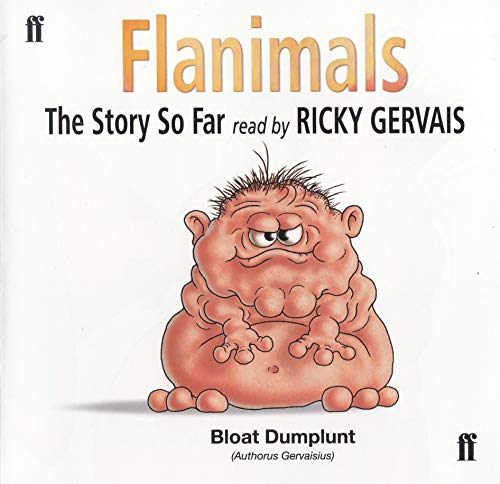 9780571231935: Flanimals the Story So Far 1xcd