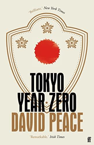 9780571231997: Tokyo Year Zero (Tokyo Trilogy 1)