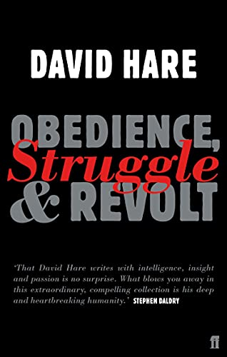 9780571232192: Obedience, Struggle and Revolt