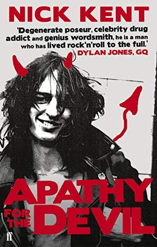 9780571232864: Apathy for the Devil: A Seventies Memoir
