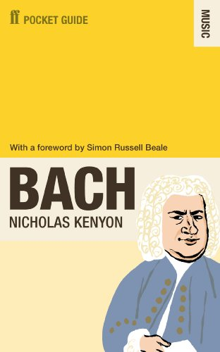 9780571233274: The Faber Pocket Guide to Bach