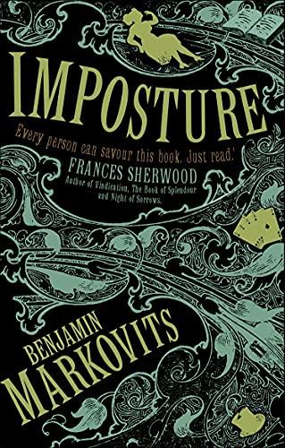 9780571233335: Imposture (Byron Trilogy)
