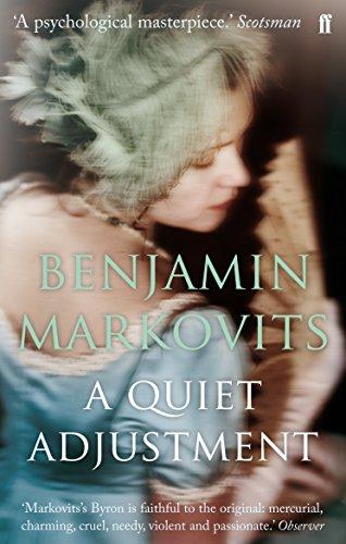 9780571233359: A Quiet Adjustment