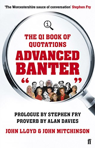 9780571233731: The Qi Book of Quotations Advanced Banter