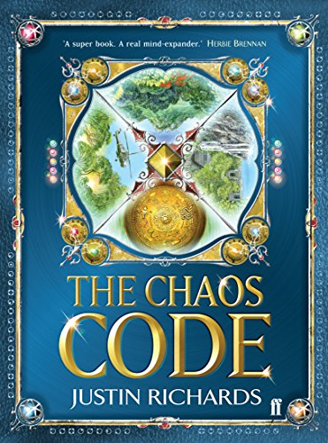 Chaos Code (Hardback): Justin Richards