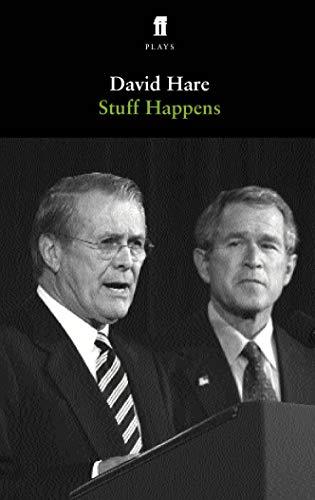 9780571234066: Stuff Happens (Faber Plays)