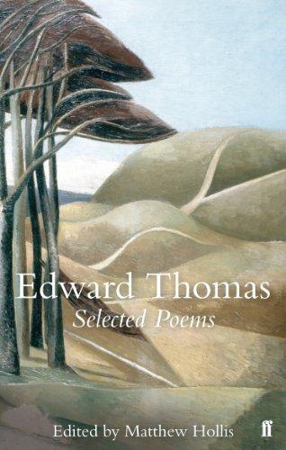 9780571235698: Edward Thomas. Edited by Matthew Hollis