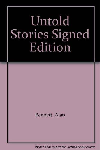 9780571236046: Untold Stories