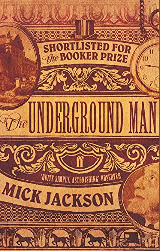 9780571236299: The Underground Man