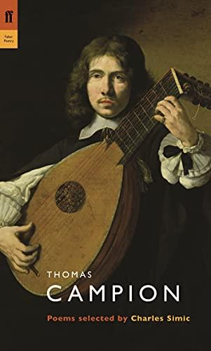9780571236640: Thomas Campion (Poet to Poet)