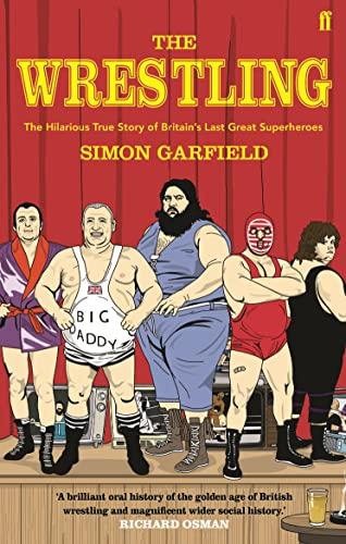 9780571236763: The Wrestling