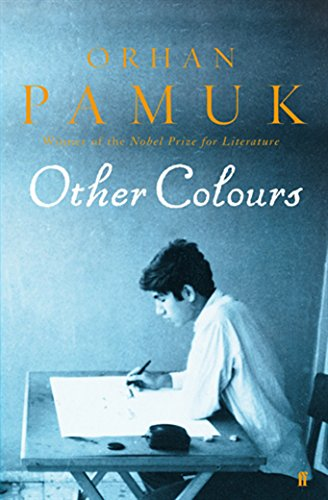 Other Colours [SIGNED + Photo] ~ colors: Pamuk, Orhan