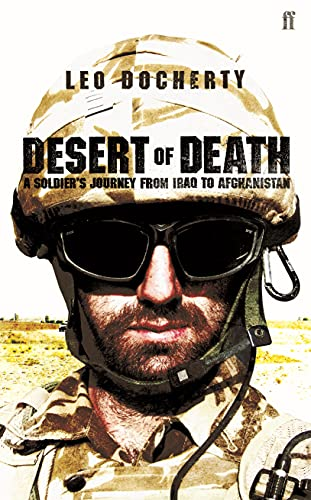 9780571236886: Desert of Death: A Soldier's Journey from Iraq to Afghanistan
