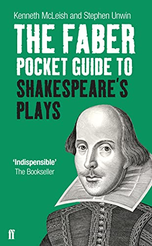 9780571237456: The Faber Pocket Guide to Shakespeare's Plays