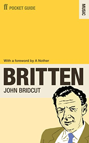 9780571237760: The Faber Pocket Guide to Britten