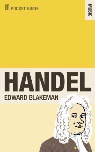 The Faber Pocket Guide to Handel: Blakeman, Edward