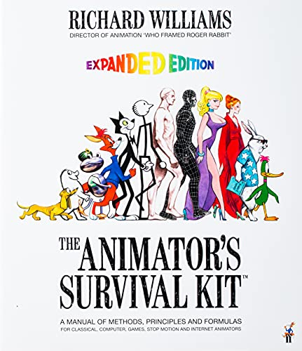 9780571238347: The Animator's Survival Kit, Expanded Edition: A Manual of Methods, Principles and Formulas for Classical, Computer, Games, Stop Motion and Internet Animators